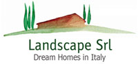 Landscape Properties, Dream homes in Italy