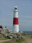 Portland Bill Lighthouse, UK
